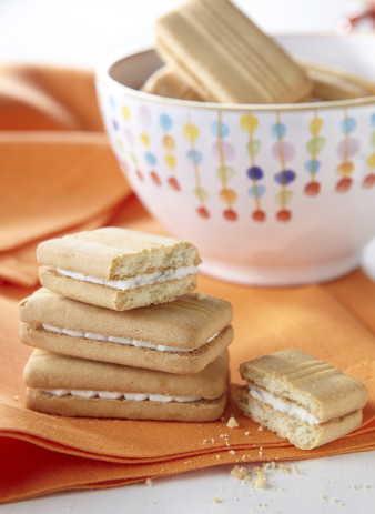 Shortbread Cream